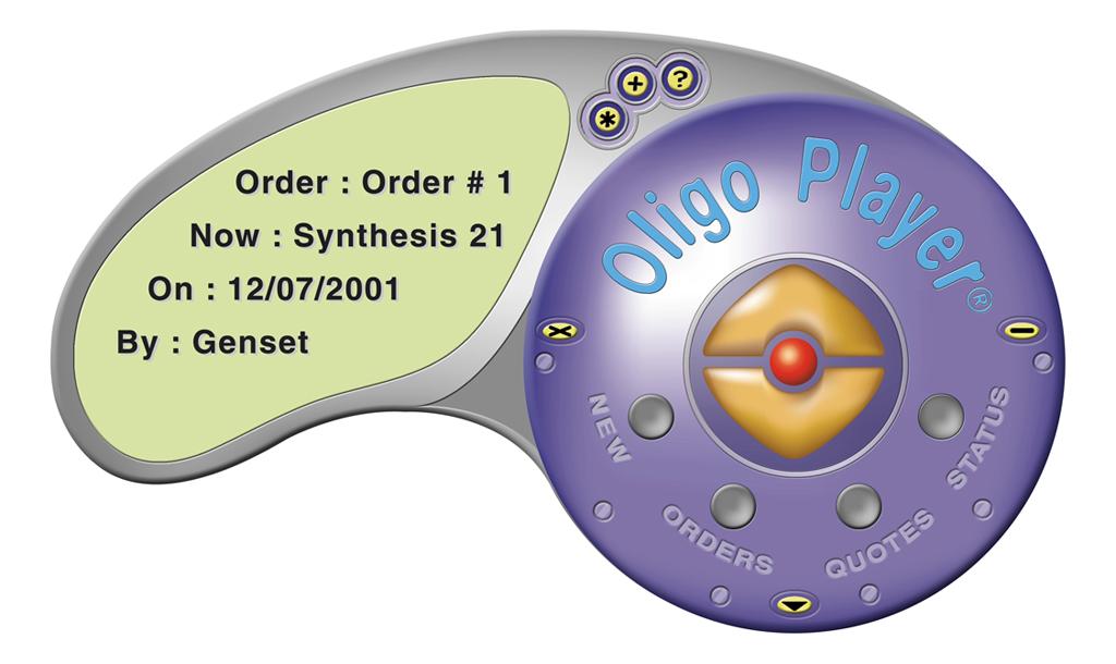 OligoPlayer-CONSOLE
